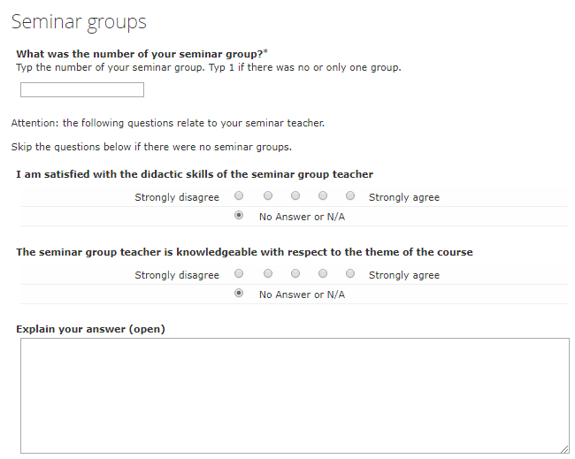 Caracal | Differentiating questions between workgroupteachers